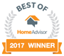Affiliated with home advisor